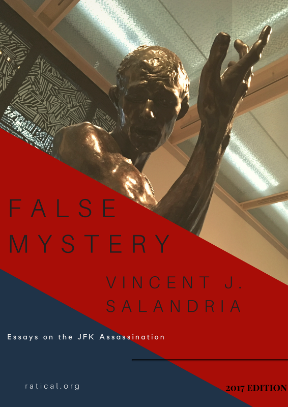 assassination essay false jfk mystery Free essay: the mystery of the jfk assassination the assassination of jfk affected the lives of many that were alive during his presidency and forever.